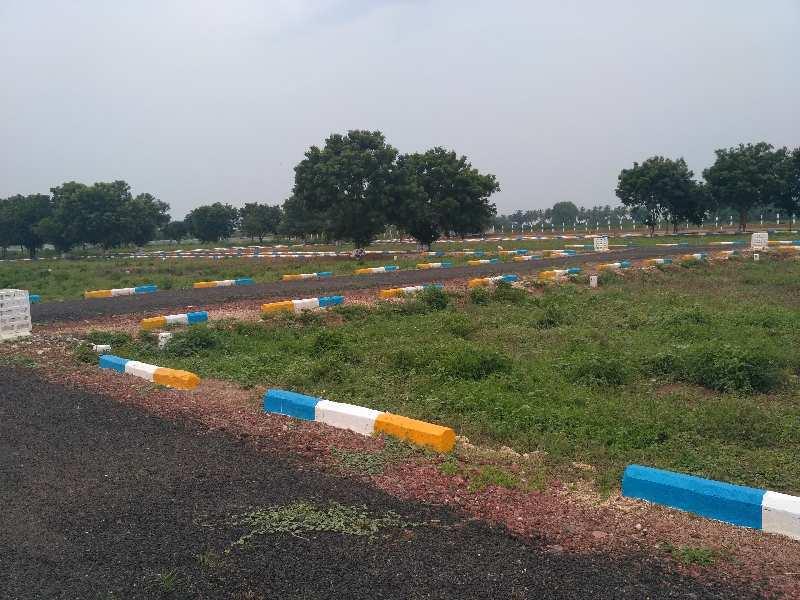 DTCP Approved Plot For Sale in Selvam Nagar, Thanjavur to Pattukkottai to Mannargudi NH Road, Thanjavur
