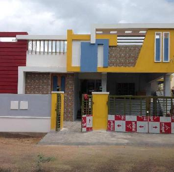 Individual House For Sale in Bharathi Nagar, Thanjavur