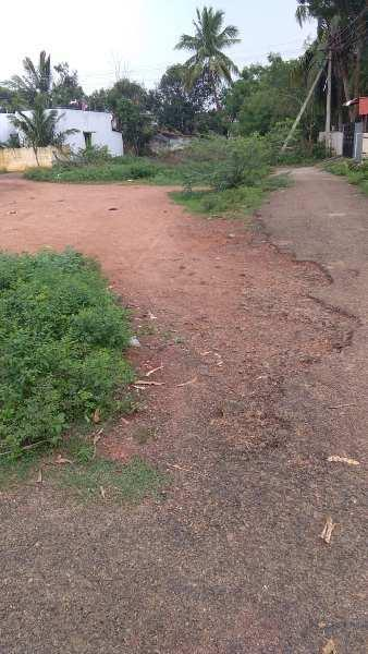 Residential Corner Plot For Sale in M. K. S. Nagar, Pillayarpatty, Thanjavur