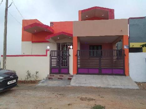 Individual House for Sale in N.P.R. Nagar, Mariamman Kovil, Thanjavur