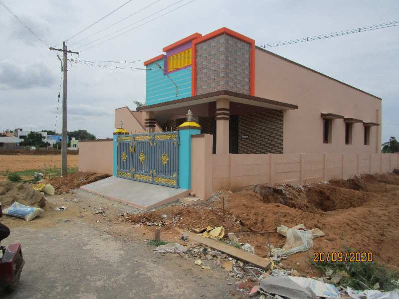 1800 SQ.ft. Individual House For Sale in Srinivasapuram, Thanjavur.