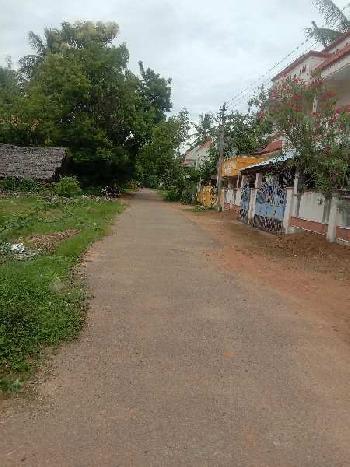 2400 SQ.ft. Corner Plot For Sale in Gnanam Nagar, Thanjavur