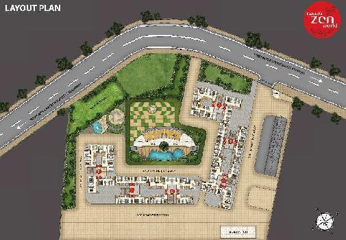 3 BHK Flat For Sale In Kanjurmarg East, Mumbai