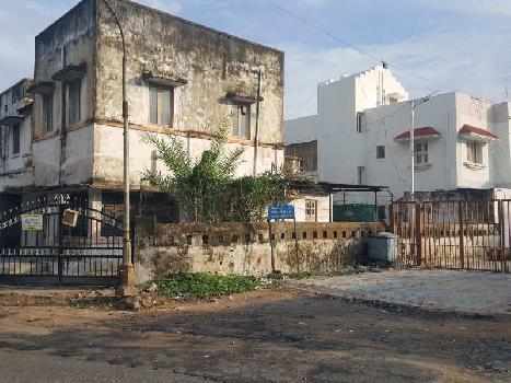 Commercial plot on sale at vastrapur for hotel and hospital.