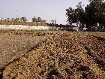 Land on road Baral Meerut Road Bulandshahr