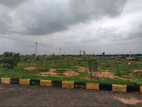 Residential Plot For Sale in Mangalpally, Hyderabad