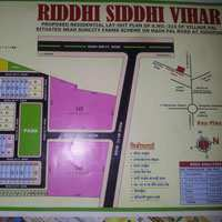 Residential Plot in Ridhi Sidhi Vihar