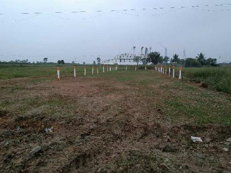 Commercial plot, kachirayapalayam main road, kudhiraichandhal