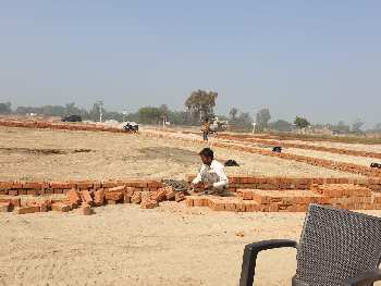 Residential Developed plots at kanpur road