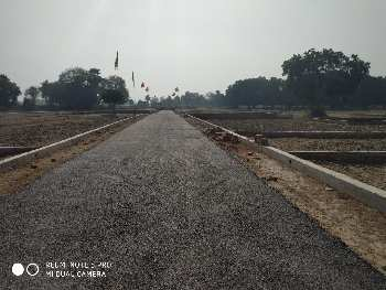 Ready to move Plots at Bijnor road