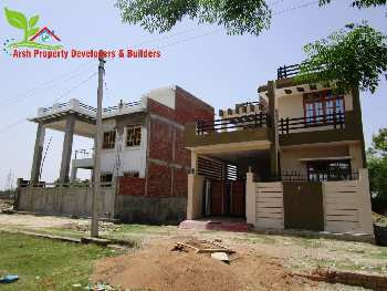 Residential Developed plot at Para road
