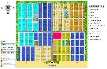 1250 Sq.ft. Residential Plot for Sale in Daroga Khera, Lucknow