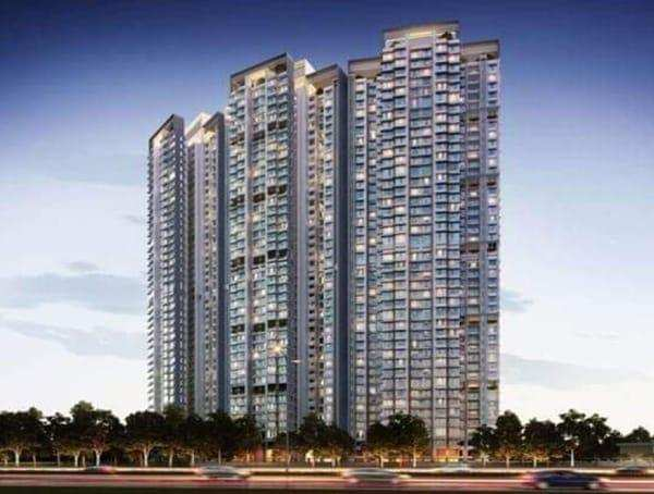 2 BHK Flats & Apartments for Sale in Goregaon Mulund Link Road, Mumbai