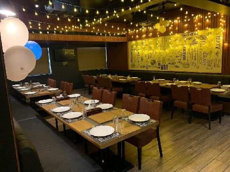 ARESTAURANT & BAR AVAILABLE ON LEASE AT BALEWADI PUNE