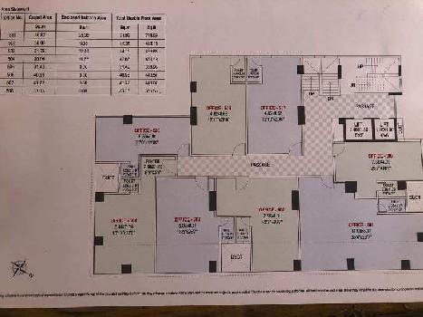 OFFICE SPACE AVAILABLE ON LEASE AT BANER PUNE NEAR BANGALORE HIGHWAY