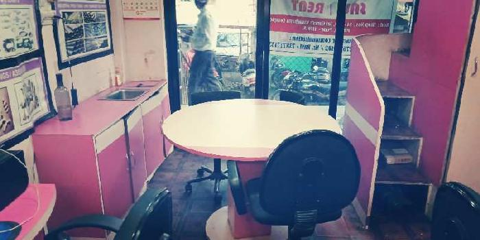 A SEMIFURNISHED COMMERCIAL SHOP FOR SALE AT PIMPRI, PUNE