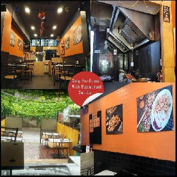 RUNNING RESTAURANT/ CAFE AVAILABLE FOR RENT AT F.C. ROAD, PUNE