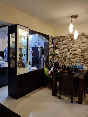 FULLY FURNISHED 2.5 BHK FLAT FOR SALE AT METROPOLITAN, CHINCHWAD