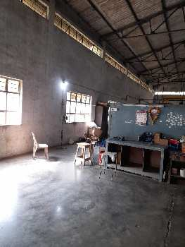 Industrial shed available for lease at Nanekarwadi,  Chakan Pune