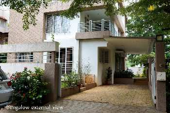 LAVISH FULLY FURNISHED 6 BHK BUNGALOW AVAILABLE FOR SALE AT BAVDHAN BK, PUNE