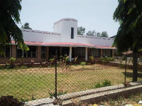 MIDC LAND WITH RCC BUILDING FOR SALE AT SATPUR MIDC,  NASIK