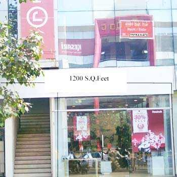 Retail Showroom Available in C.G.Road Ahmedabad