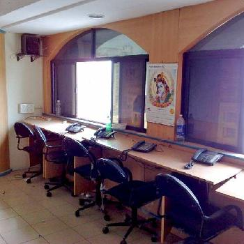 Fully Furnished Office for Rent in C.G.Road, Navrangpura