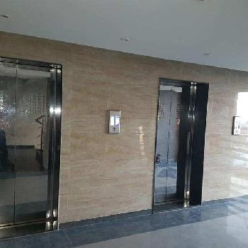 Fully Furnished 850 Sq Feet Office At Main Cg Road
