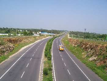 1 Acre Commercial Land For sale on  Ahmednagar Aurangabad Natinal Highway