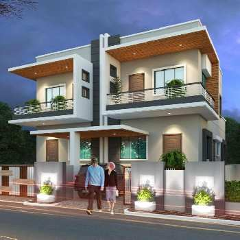 BOOK LUXURIOUS 3 BHK TWIN BUNGLOW FOR SALE IN SAWEDI GULMOHAR ROAD
