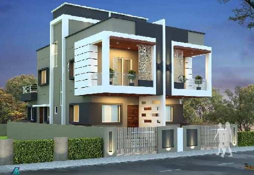 Book Your Dream 3 BHK Luxurious Twin Bunglow At Gulmohar Road