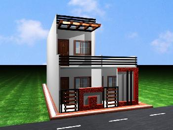 1 BHK Under Cunsturction Banglo for Sale