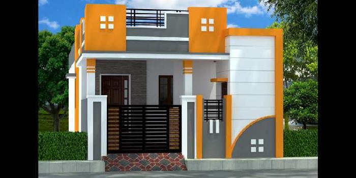 2 BHK 1000 Sq. ft Villa for Sale in Nipania, Indore