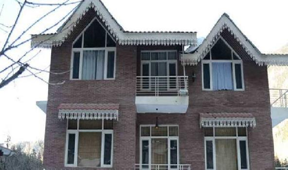 15000 Sq.ft. Hotel & Restaurant for Sale in Hadimba Temple Road, Manali