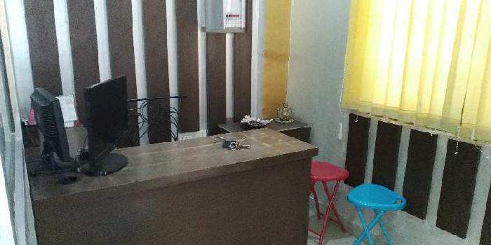 Furnished office near CMS school Kanpur road