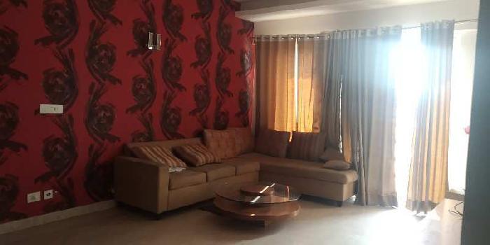 Fully furnished flat in shalimaar grand jopling road hazratganj