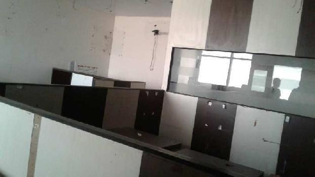 Cyber Tower fully furnished 865sf furnished space