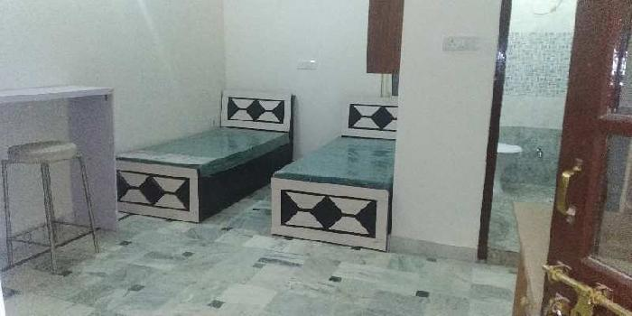 Fully furnished rooms in ashiyana near power house