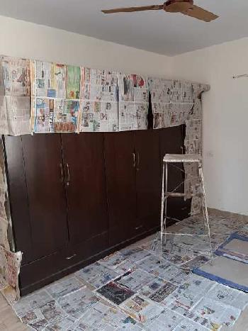 Single room with attached bathroom patkarpuam