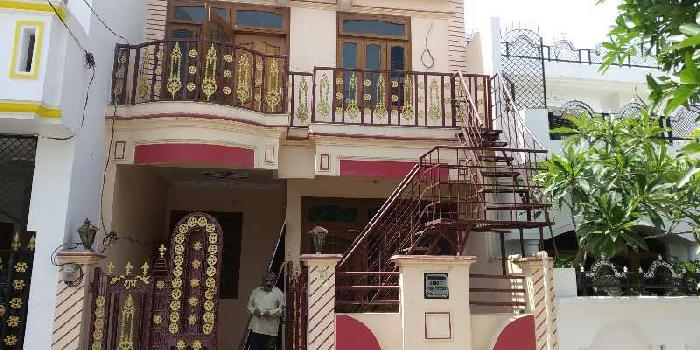 Semi furnished house for rent at parag road Nirvana club