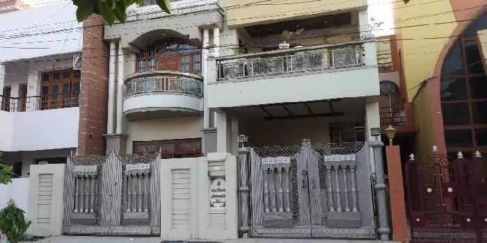 Semi furnished house near power house chauraha ashiyana