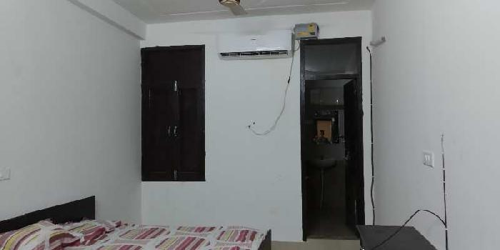 Fully furnished room in ashiyana