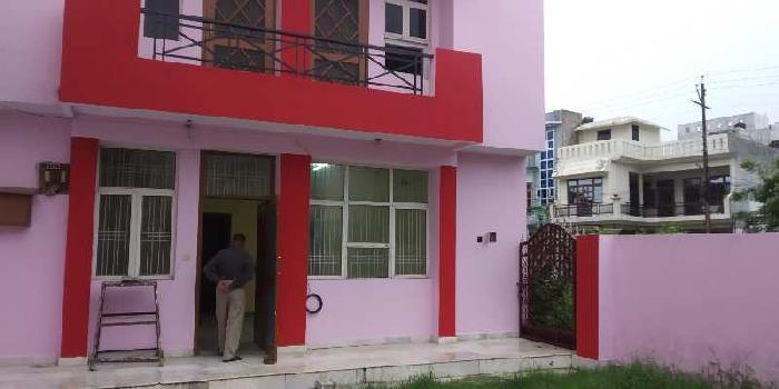 Independent house in ashiyana near Smriti upwan