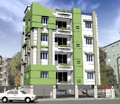 2BHK flat in Jatin Das Nagar at Only 13.50Lakhs on 2nd Floor