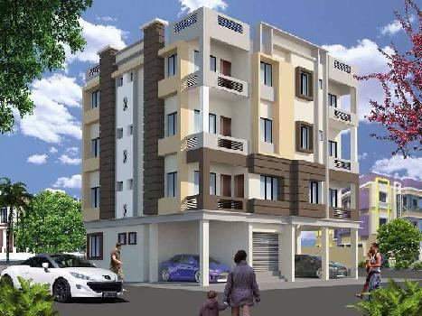 3BHK flat on 4th Floor near 35BTRoad Belgharia at 31Lakhs only