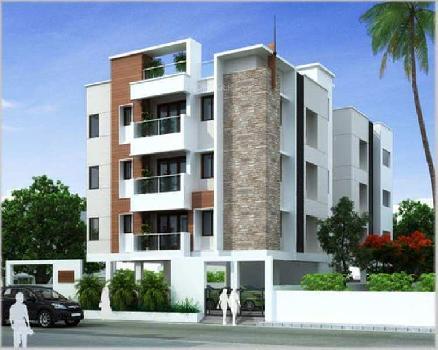 2BHK flat on 3rd floor near agarpara North st. road at 16.50L