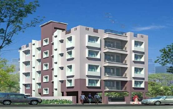 800sq.ft Flat of 2BHK with Lift at only 15.50Lakhs near sodpur