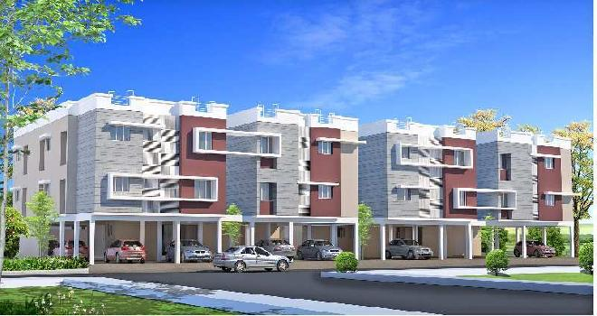 2BHK in Complex near Hatiyara Baguihati at 17 Lakhs