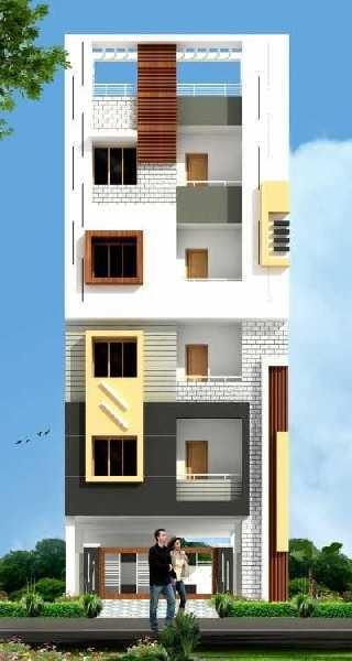 2BHK falt near Hela bor tolla on top floor at 15Lakhs