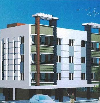 2Bhk flat on 3rd floor near Dunlop L9 new project newly painted at 19.50Lakhs